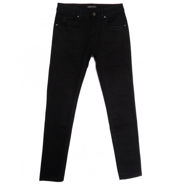0922 Virsacc джинсы мужские молодежные черные осенние стрейчевые (27-34, 8 ед.) Virsacc: артикул 1113328