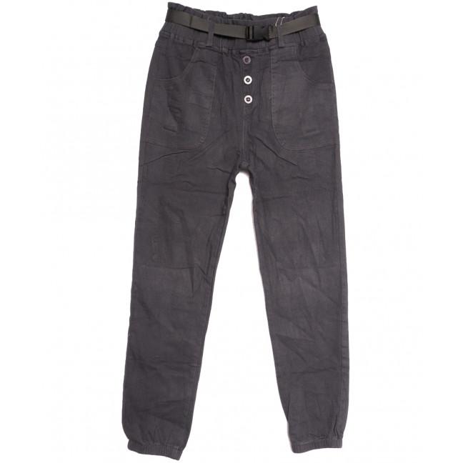 0716 (716L) серые Forest Jeans джоггеры женские осенние стрейчевые (25-30, 6 ед.) Forest Jeans: артикул 1113242