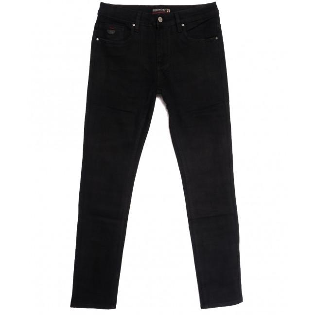 9215 Virsacc джинсы мужские молодежные черные осенние стрейчевые (28-36, 8 ед.) Virsacc: артикул 1113327