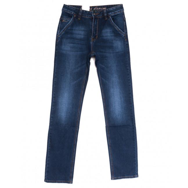 2618 Riggs джинсы мужские синие осенние стрейчевые (29-38, 8 ед.) Rich Collection: артикул 1113570