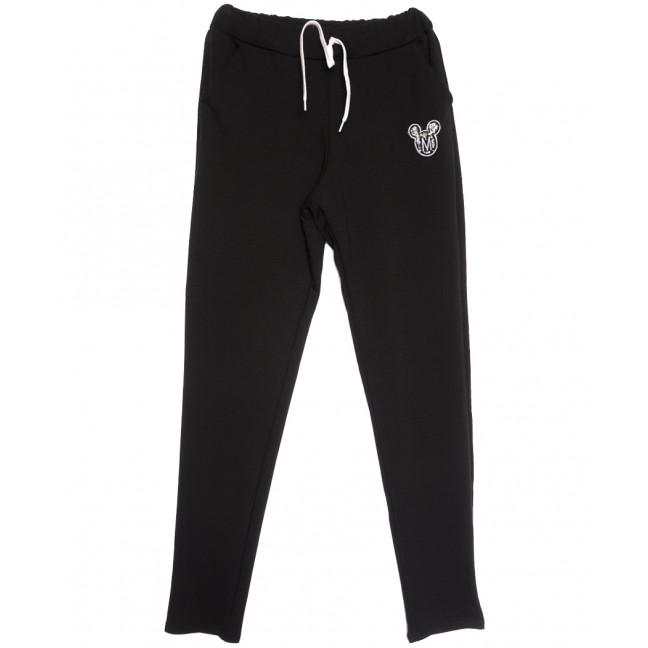 0207 черные Exclusive брюки женские спортивные осенние стрейчевые (42-48,норма, 4 ед.) Exclusive: артикул 1114605