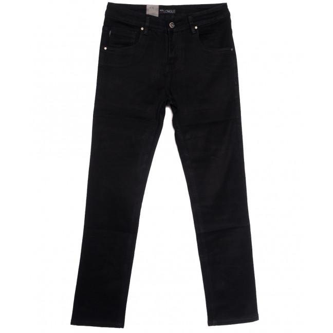 2135 Longli джинсы мужские черные осенние стрейчевые (30-38, 8 ед.) Longli: артикул 1114661