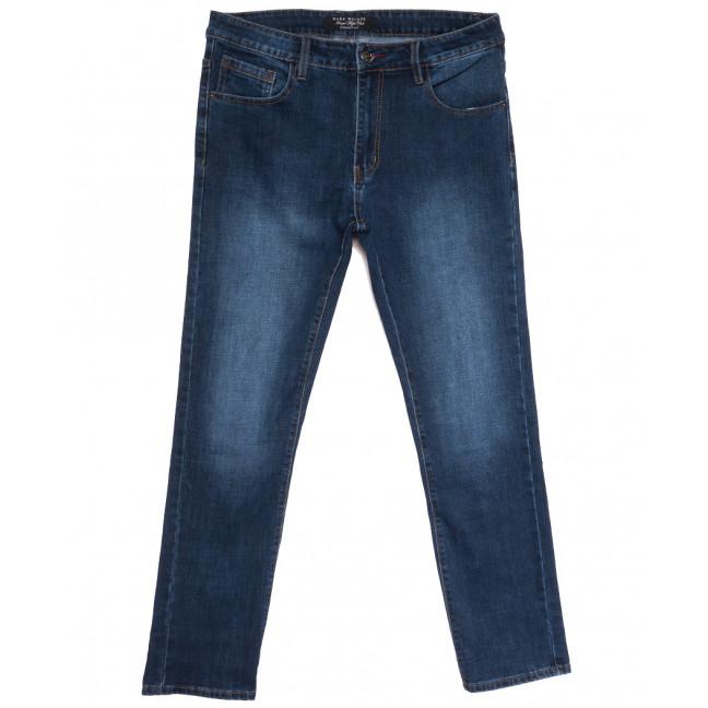 1070 Mark Walker джинсы мужские батальные синие осенние стрейчевые (34-42, 8 ед.) Mark Walker: артикул 1113647
