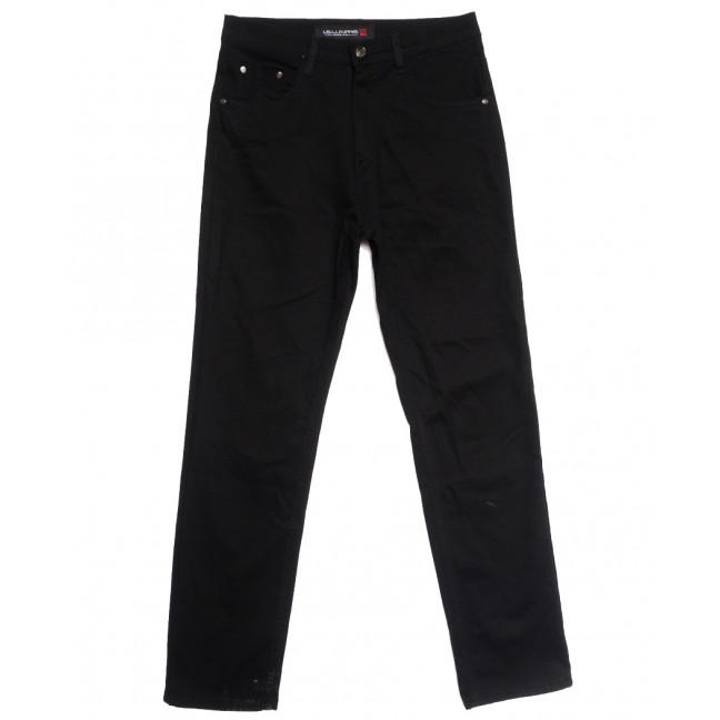 8815 LS джинсы мужские полубатальные черные осенние стрейчевые (32-38, 8 ед.) LS: артикул 1114250