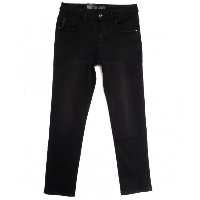 5114 Vitions джинсы мужские на флисе черные зимние стрейчевые (29-38, 8 ед.) Vitions: артикул 1114818