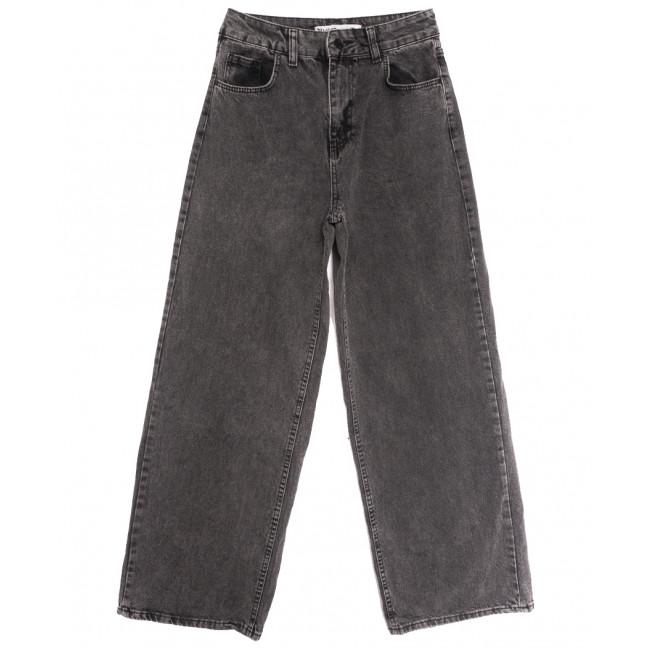 3425 YMR джинсы женские серые осенние коттоновые (34-42,евро, 7 ед.) YMR: артикул 1114288