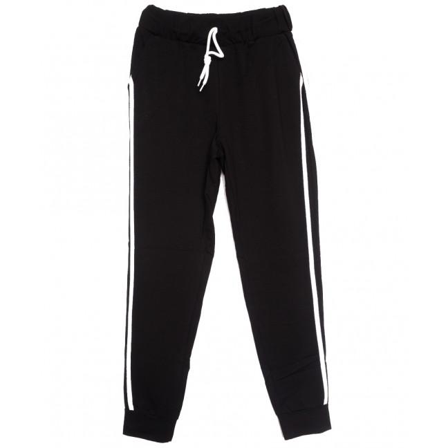 0231 черные Exclusive брюки женские спортивные осенние стрейчевые (42-48,норма, 4 ед.) Exclusive: артикул 1114606