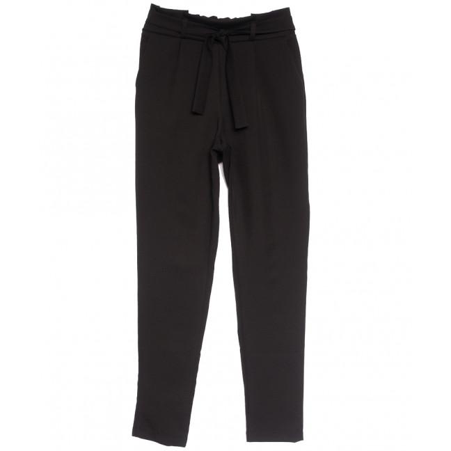0023 черные Exclusive брюки женские осенние стрейчевые (42-48,норма, 4 ед.) Exclusive: артикул 1114608