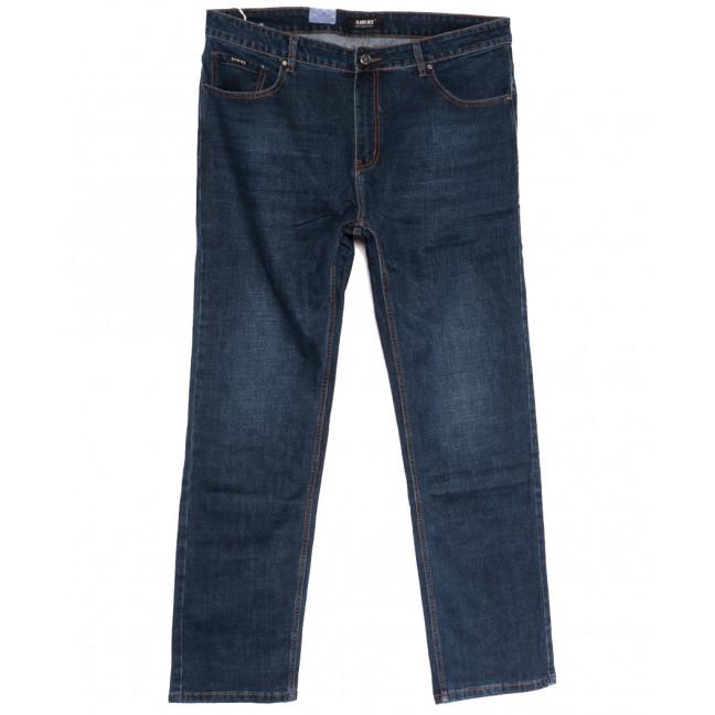 1223 Ramins джинсы мужские полубатальные синие осенние стрейчевые (32-42, 8 ед.) Ramins: артикул 1113575