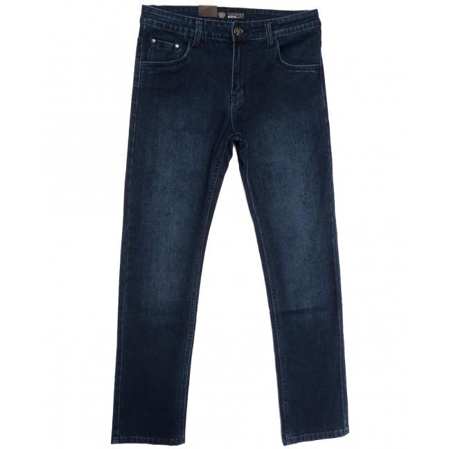 5095 Vitions джинсы мужские полубатальные синие осенние стрейчевые (32-38, 8 ед.) Vitions: артикул 1113622