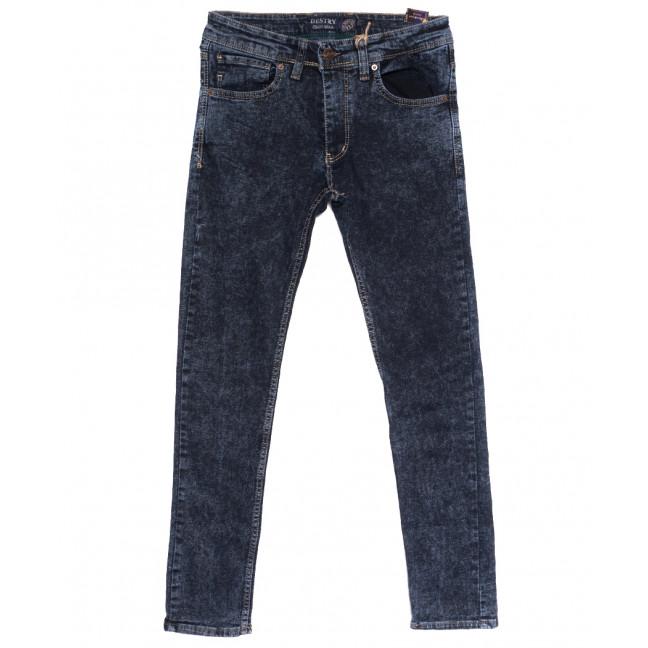 7157 Destry джинсы мужские синие осенние стрейчевые (29-36, 8 ед.) Destry: артикул 1114027