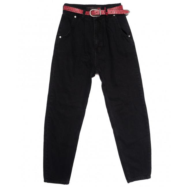 0928 Sherocco джинсы-баллон темно-серые осенние коттоновые (25-30, 6 ед.) SheRocco: артикул 1114430