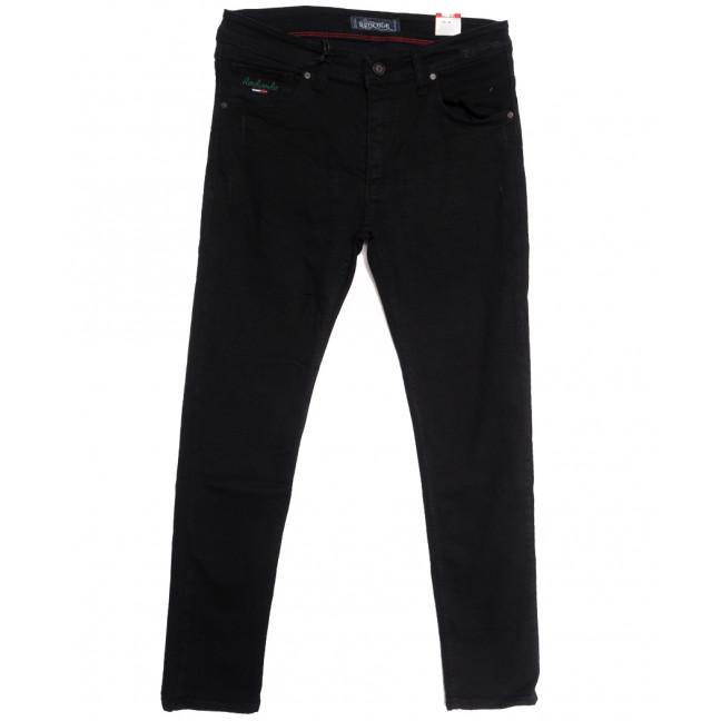 7291 Redcode джинсы мужские батальные черные осенние стрейчевые (34-42, 8 ед.) Redcode: артикул 1114901