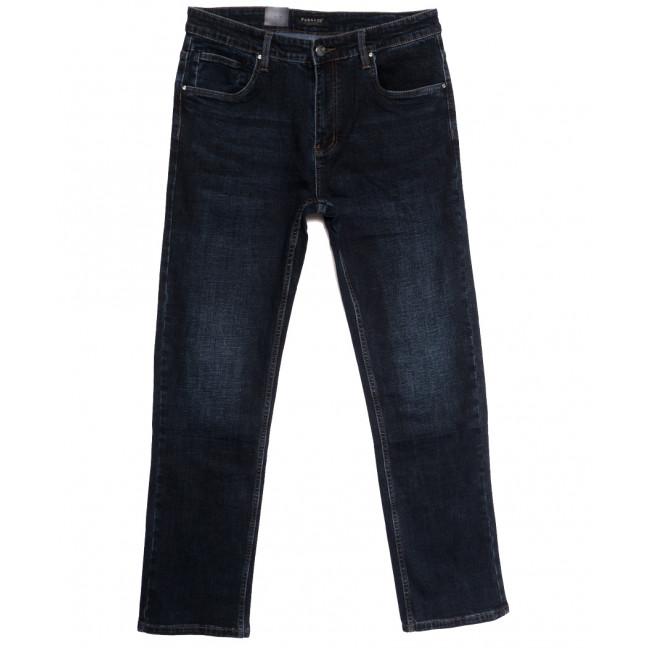 6181 Pagalee джинсы мужские полубатальные синие осенние стрейчевые (32-42, 8 ед.) Pagalee: артикул 1113321