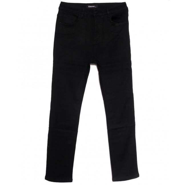 81522 Vanver джинсы женские батальные на флисе черные зимние стрейчевые (31-38, 6 ед.) Vanver: артикул 1114772