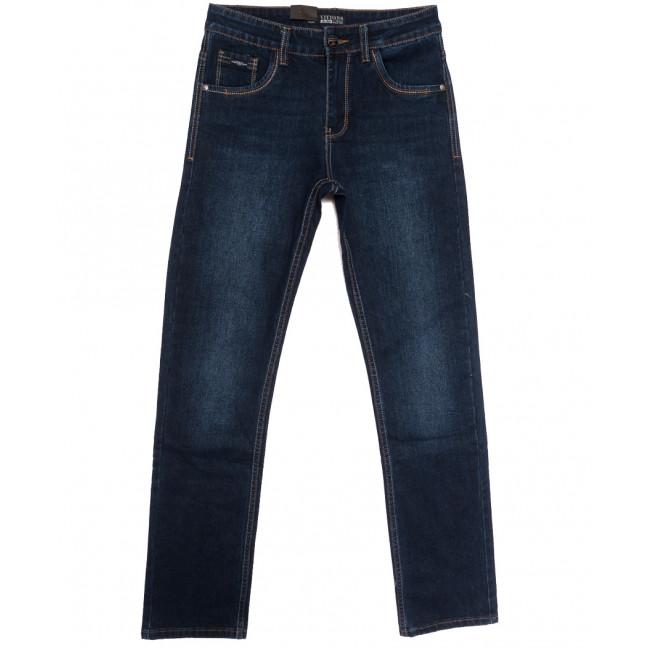 5088 Vitions джинсы мужские синие осенние стрейчевые (29-38, 8 ед.) Vitions: артикул 1113632
