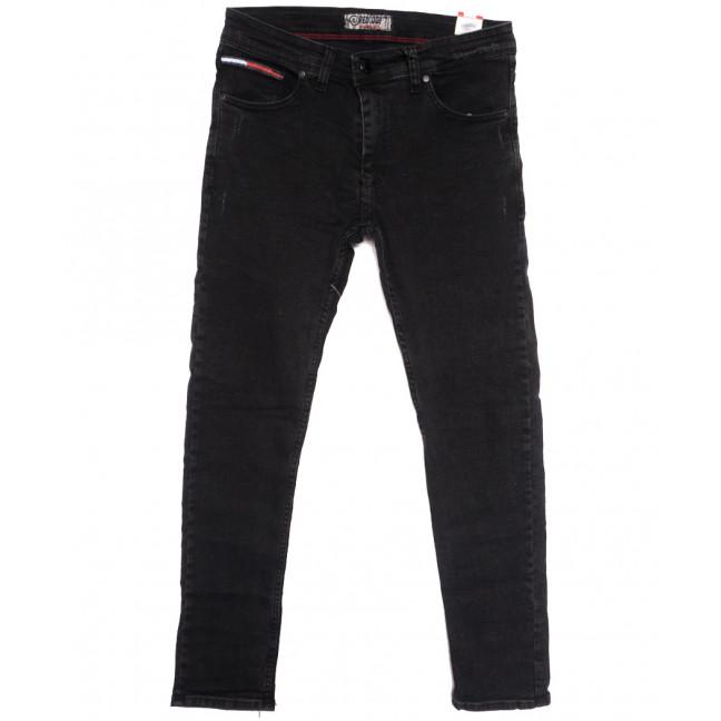 7198 Redcode джинсы мужские с царапками темно-серые осенние стрейчевые (29-36, 8 ед.) Redcode: артикул 1113737