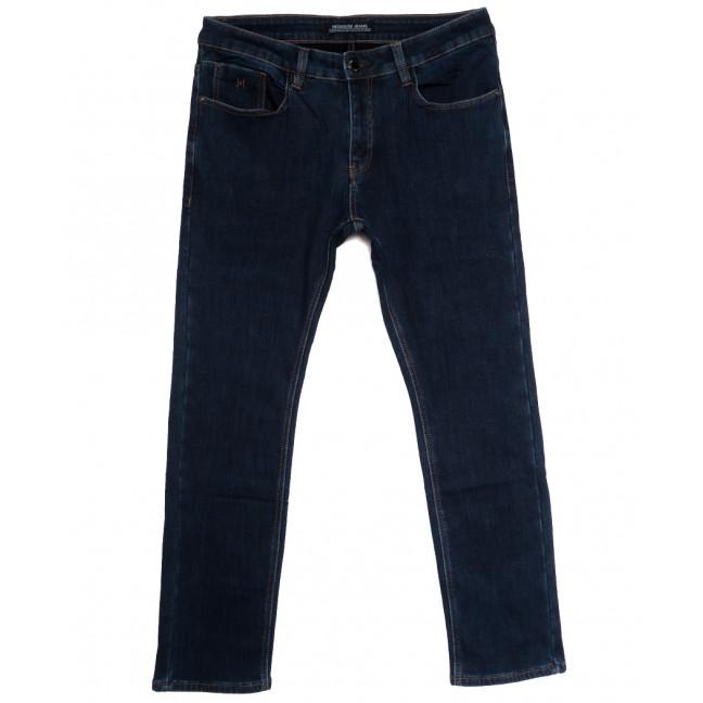 32777 Reigouse джинсы мужские полубатальные на флисе синие зимние стрейчевые (32-42, 8 ед.) REIGOUSE: артикул 1114678