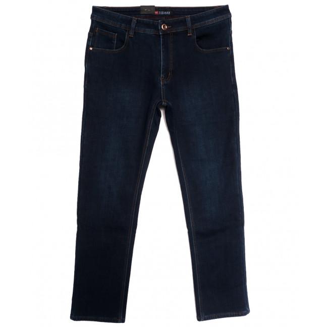 5121 (5121D) Vitions джинсы мужские батальные на флисе черные зимние стрейчевые (34-42, 8 ед.) Vitions: артикул 1114822