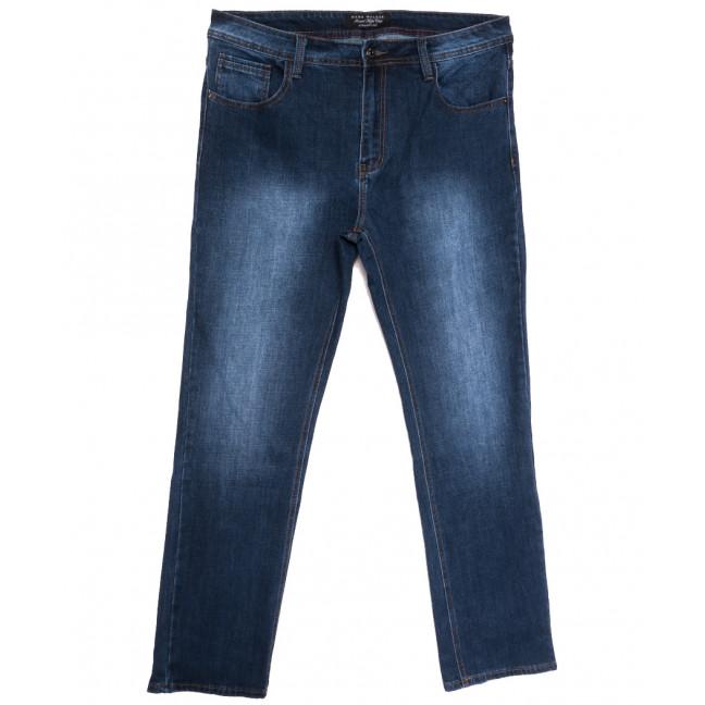 1062 Mark Walker джинсы мужские батальные синие осенние стрейчевые (36-46, 6 ед.) Mark Walker: артикул 1113640