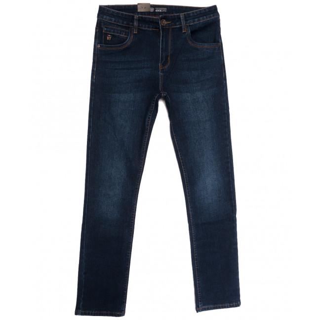 5093 Vitions джинсы мужские полубатальные синие осенние стрейчевые (32-38, 8 ед.) Vitions: артикул 1113588