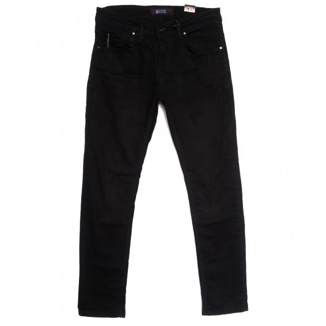 6444 Blue Nil джинсы мужские черные осенние стрейчевые (29-36, 8 ед.) Blue Nil: артикул 1113411