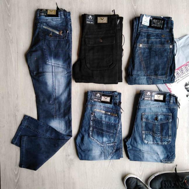 1006 джинсы мужские микс моделей и размеров (35 ед.) #партнер10 Vigoocc: артикул 1114874
