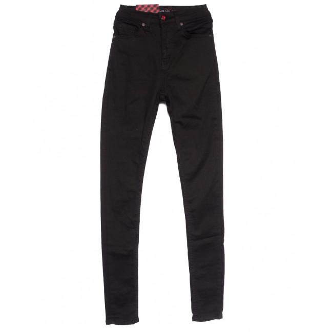 0811 Redmoon джинсы женские зауженные черные осенние стрейчевые (25-28, 6 ед.) REDMOON: артикул 1113979