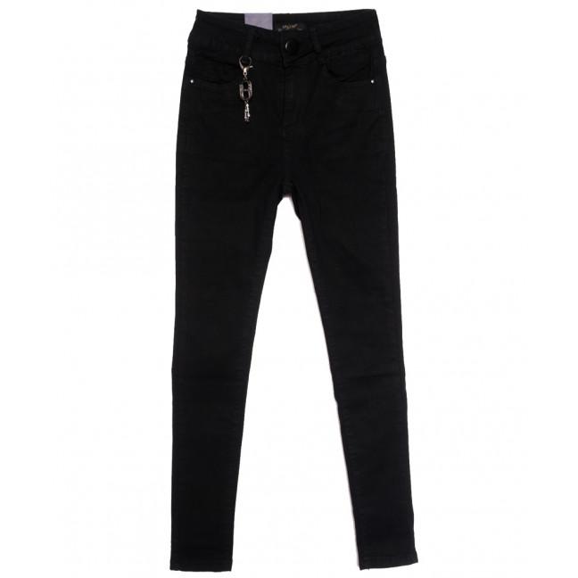 5210 Gallop джинсы женские черные осенние стрейчевые (25-30, 6 ед.) Gallop: артикул 1114706
