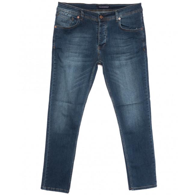 1895 Oldtime джинсы мужские синие осенние стрейчевые (30-40, 8 ед.) OLDTIME: артикул 1113729