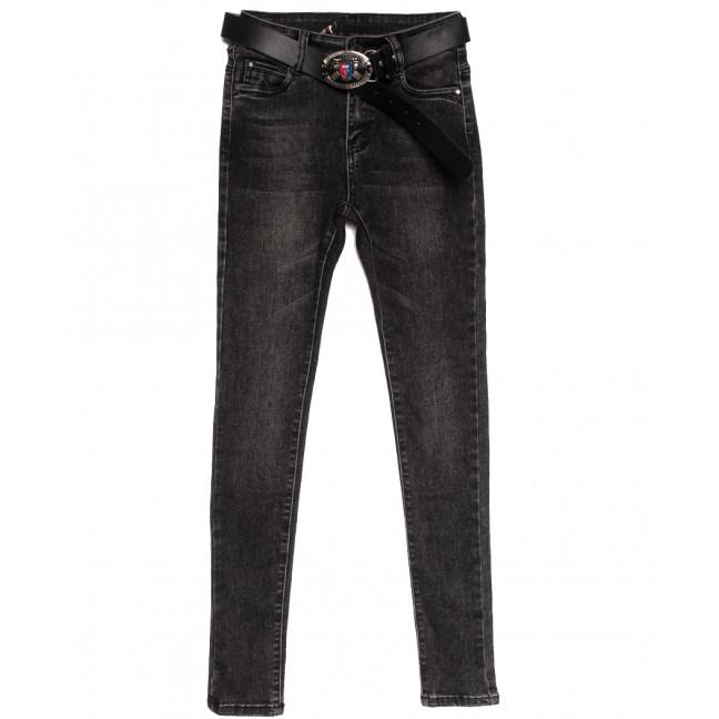 6230 Like джинсы женские серые осенние стрейчевые (25-30, 6 ед.) Like: артикул 1114406