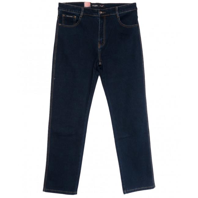 5106 (5106D) Vitions джинсы мужские батальные синие осенние стрейчевые (34-44, 8 ед.) Vitions: артикул 1113612