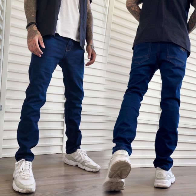 3023 Dsouaviet джинсы мужские полубатальные на флисе стейчевые (32-38, 8 ед.) Dsouaviet: артикул 1114199