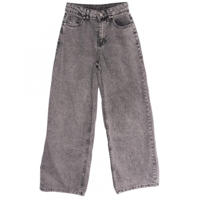 3942 джинсы женские серые осенние коттоновые (25-32, 8 ед.) Джинсы: артикул 1114048