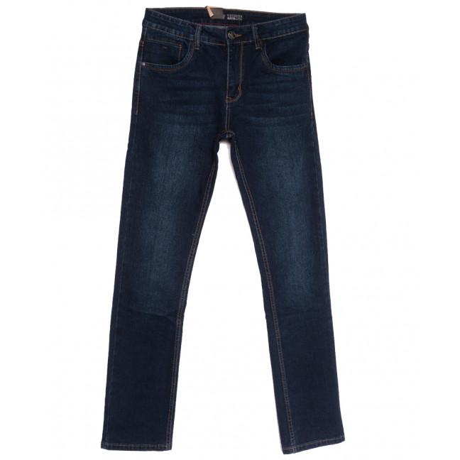 5092 Vitions джинсы мужские синие осенние стрейчевые (29-38, 8 ед.) Vitions: артикул 1113603