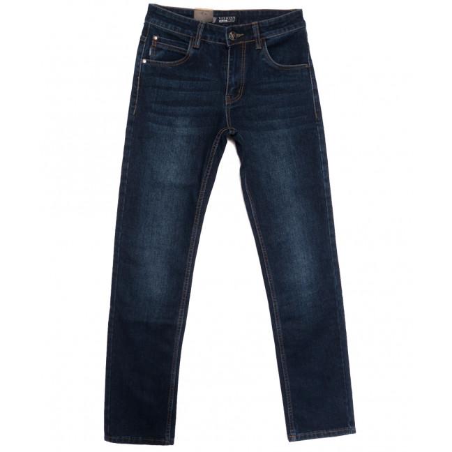5090 Vitions джинсы мужские синие осенние стрейчевые (29-38, 8 ед.) Vitions: артикул 1113629