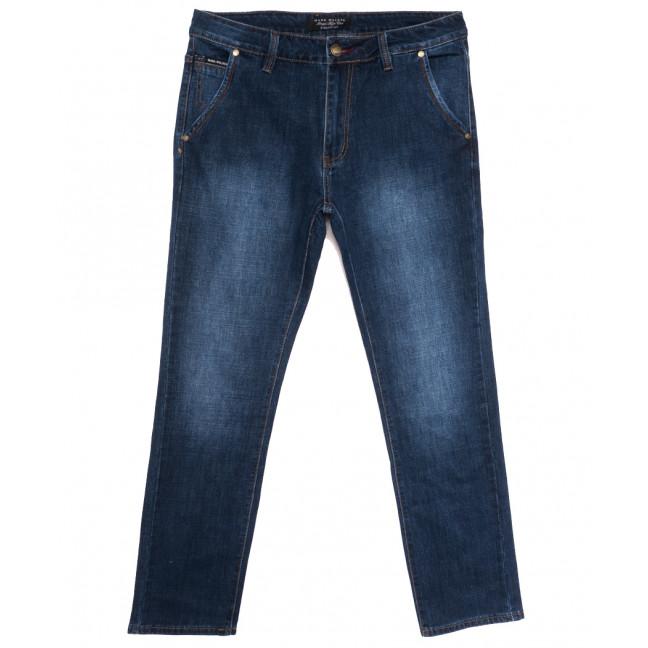 1072 Mark Walker джинсы мужские батальные синие осенние стрейчевые (34-38, 8 ед.) Mark Walker: артикул 1113648