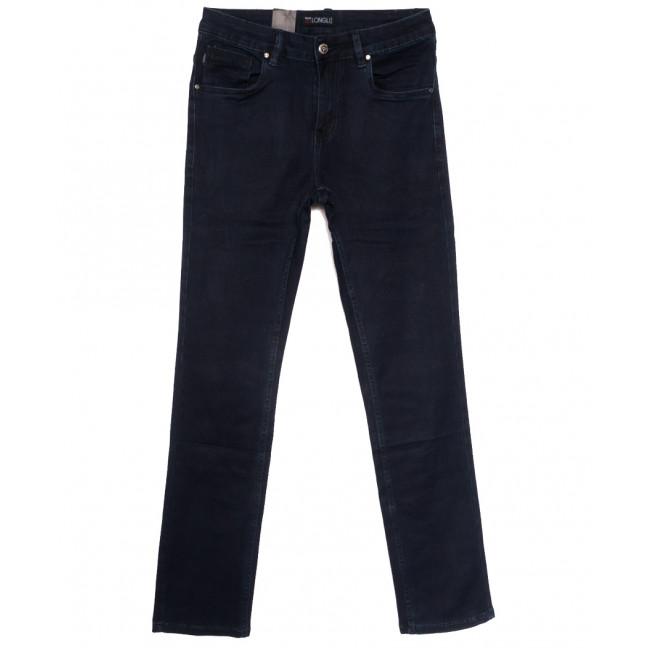 2129 Longli джинсы мужские темно-синие осенние стрейчевые (30-38, 8 ед.) Longli: артикул 1114663