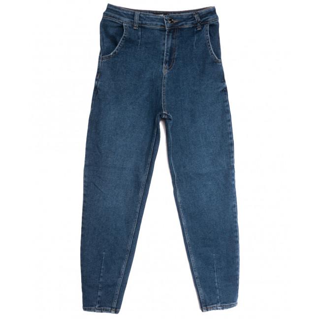 1030-1 Mavi Esqua джинсы-баллон синие осенние стрейчевые (25-30, 6 ед.) Esqua: артикул 1114834