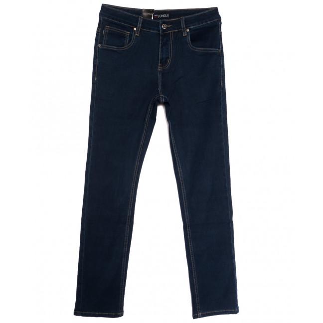 2125 Longli джинсы мужские темно-синие осенние стрейчевые (30-38, 8 ед.) Longli: артикул 1114665