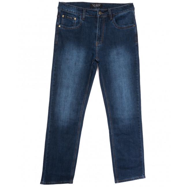 1075 Mark Walker джинсы мужские батальные синие осенние стрейчевые (34-44, 8 ед.) Mark Walker: артикул 1113644