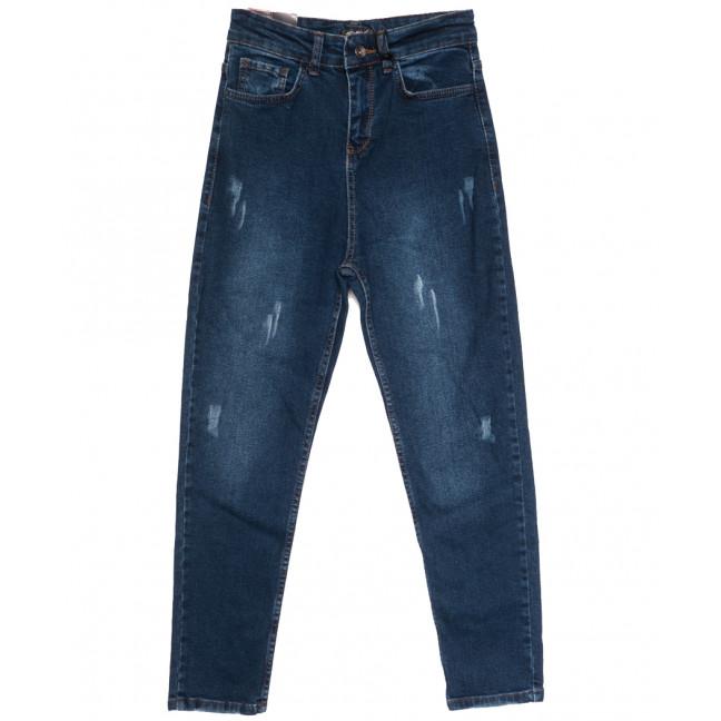0544 Redmoon мом с царапками синий осенний стрейчевый (25-30, 6 ед.) REDMOON: артикул 1113975