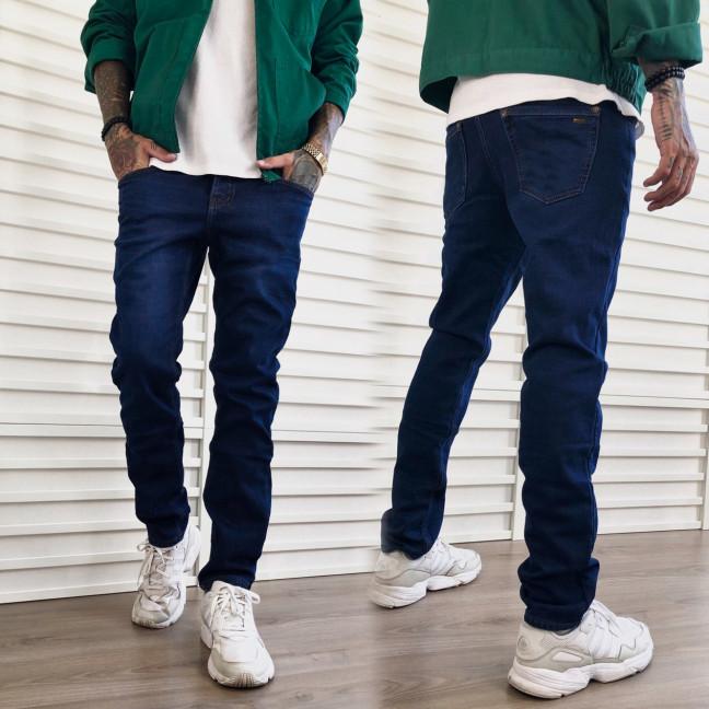 2078 Dsouaviet джинсы мужские на флисе синие зимние стрейчевые (29-38, 8 ед.) Dsouaviet: артикул 1115987