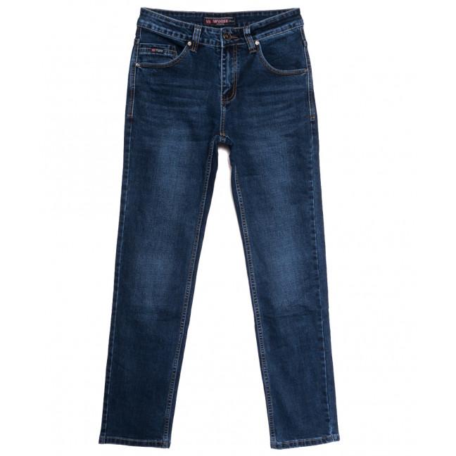 91087 Vifooss джинсы мужские синие осенние стрейчевые (30-38, 8 ед.) Vifooss: артикул 1113304