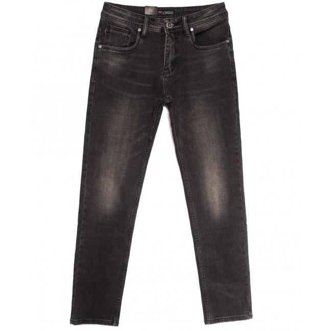 2108 Longli джинсы мужские серые осенние стрейчевые (29-38, 8 ед.) Longli: артикул 1114666