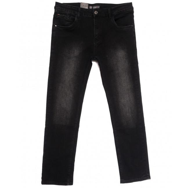 5077 (5077D) Vitions джинсы мужские батальные темно-серые осенние стрейчевые (34-42, 8 ед.) Vitions: артикул 1113620