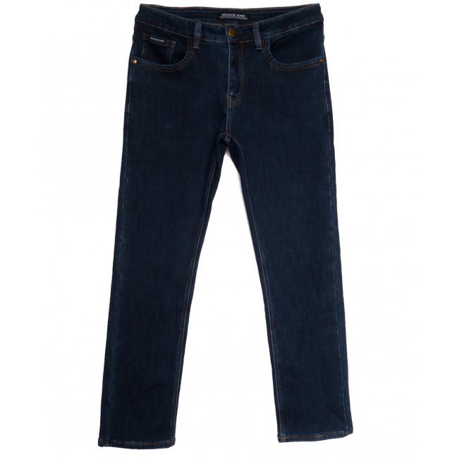 024777 Reigouse джинсы мужские полубатальные на флисе черные зимние стрейчевые (32-42, 8 ед.) REIGOUSE: артикул 1114681