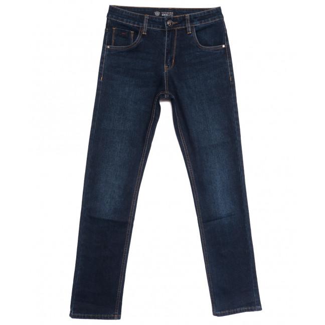 5089 Vitions джинсы мужские синие осенние стрейчевые (29-38, 8 ед.) Vitions: артикул 1113602