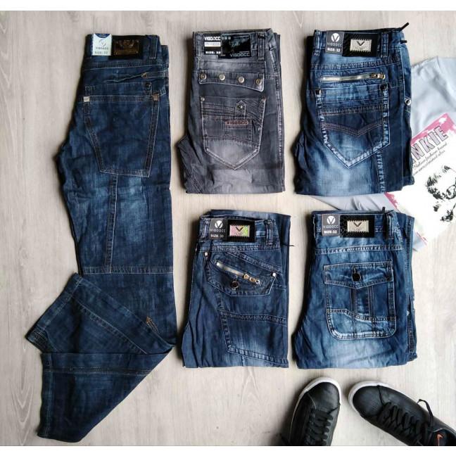 1008 джинсы мужские микс моделей и размеров (35 ед.) #партнер10 Vigoocc: артикул 1114876