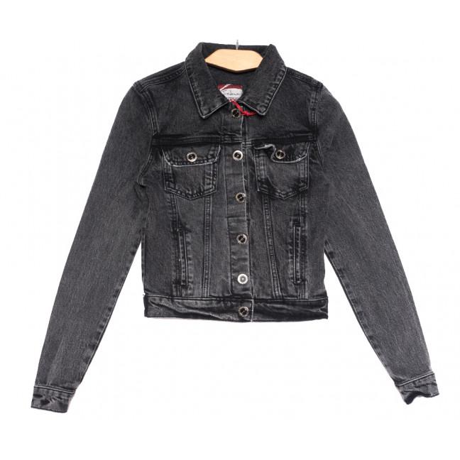 0643 Redmoon куртка джинсовая женская серая осенняя коттоновая (XS-XL, 5 ед.) REDMOON: артикул 1114018